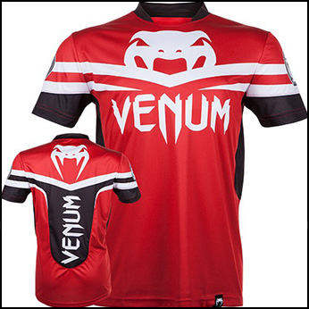 Venum - Футболка - Jose Aldo UFC 163 Ltd Editon - Red