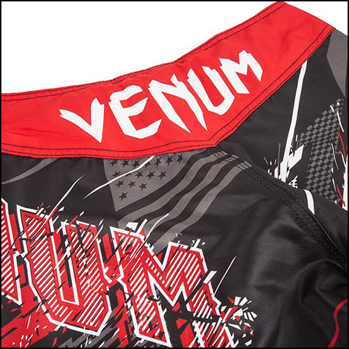 Venum - Шорты - All Flags - Black/Red фото, цена, описание