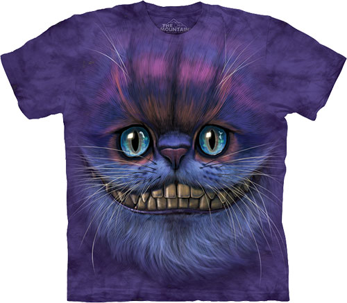 Футболка The Mountain - Big Face Cheshire Cat