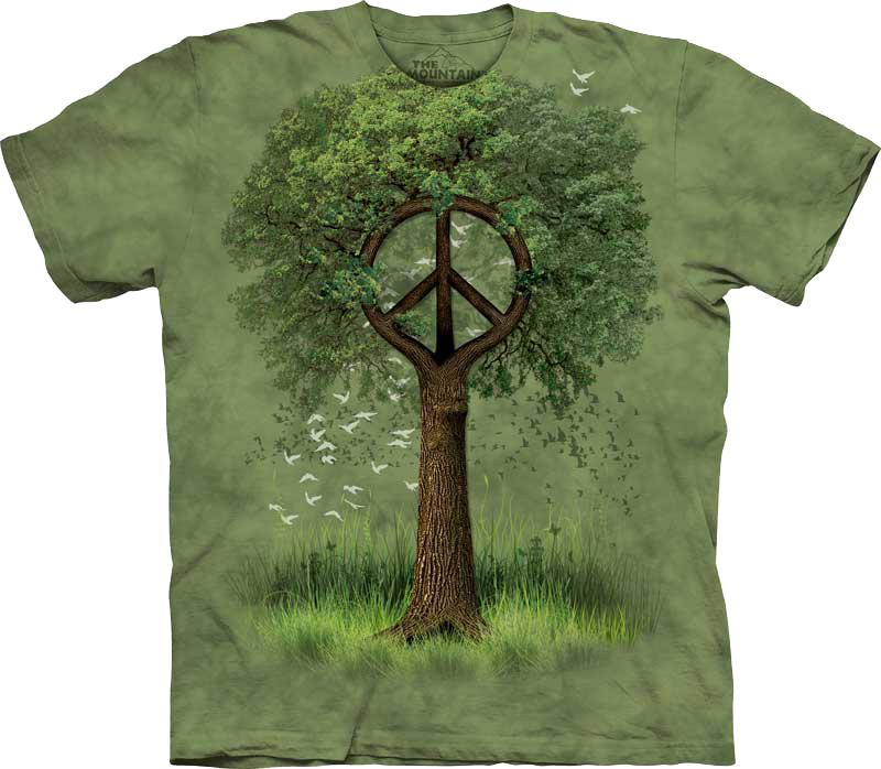 моей работы примеры украшения футболки картинкой природа подробнее творчеством