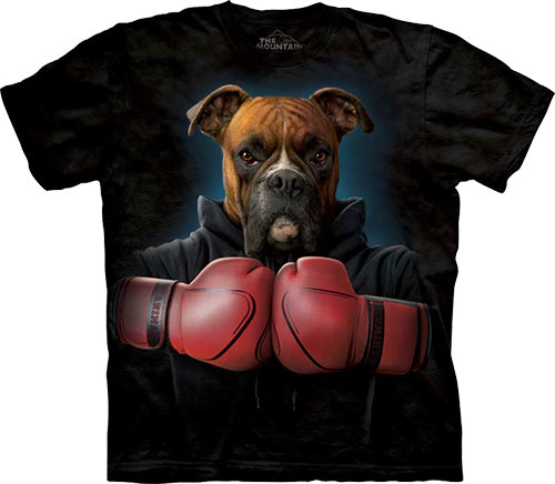 Футболка The Mountain - Boxer Rocky фото, цена, описание