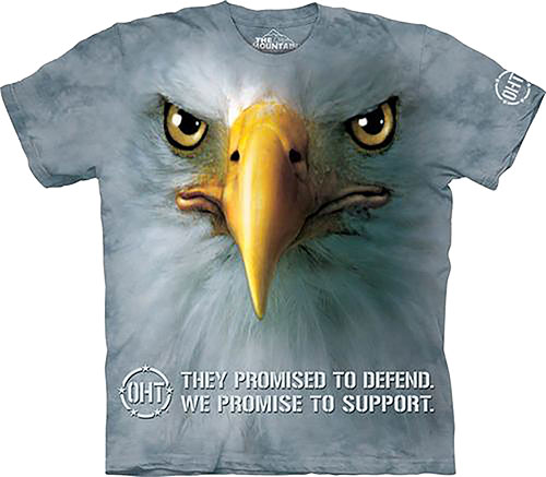 Футболка The Mountain - Support Eagle