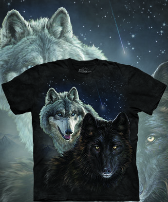 Футболка The Mountain - Star Wolves