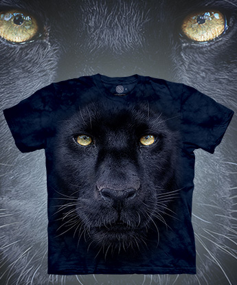 Футболка The Mountain - Panther Gaze