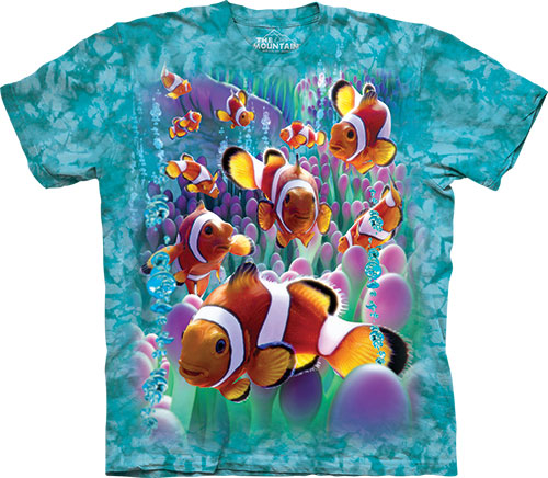 Футболка The Mountain - Clownfish