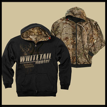 Толстовка - Buck Wear - Whitetail Hunter