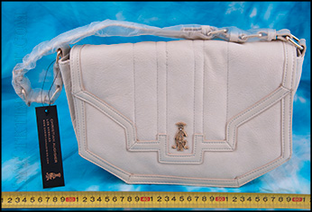 Christian Audigier - Сумки Женские Shoulder Louise Off - White