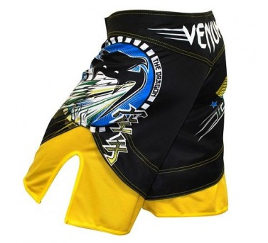 Venum - Шорты - Lyoto Machida Lyoto Origins - Fightshorts - Brazil Edition