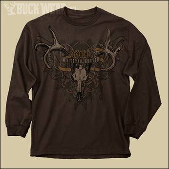 Толстовка - Buck Wear - Extreme Whitetail