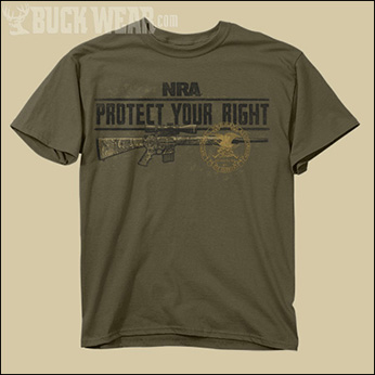 Футболка Buck Wear - NRA-Protect