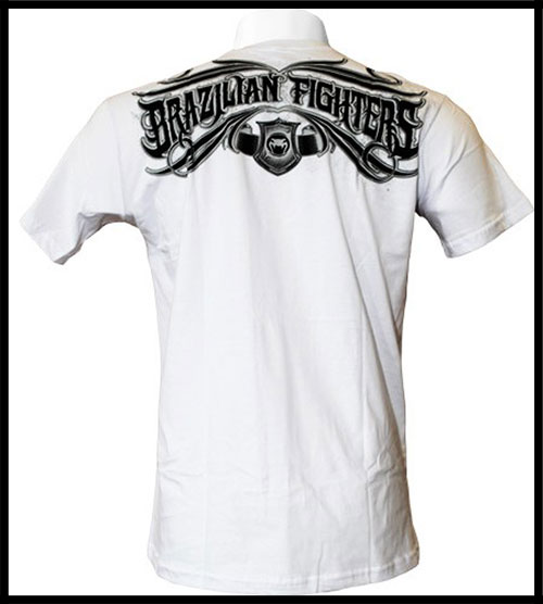 Venum - Футболка - Brazilian Fighters - Tshirt - Ice - Creative Line фото, цена, описание