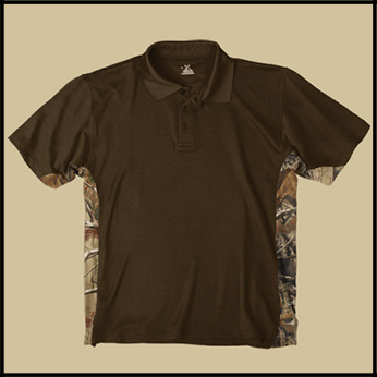 Футболка Buck Wear - Brown Polo