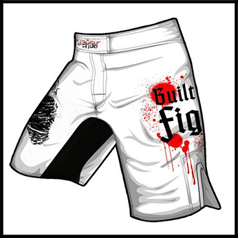 Venum - Шорты - Built 2 Strike - Fightshorts - Ice