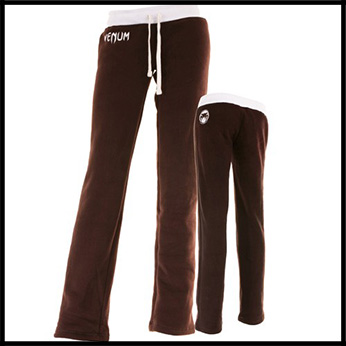 Venum - Спортивные женские штаны - Pants for Women - Brown