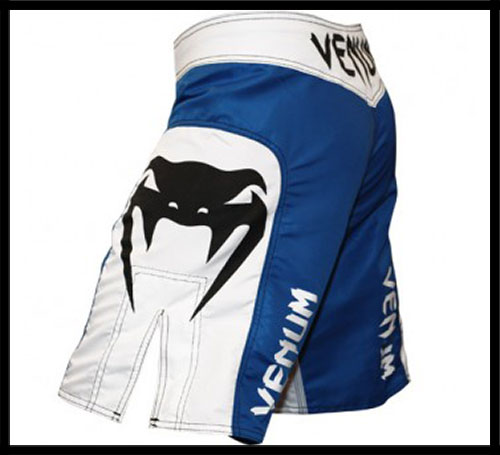 Venum - Шорты - Elite - Fightshorts - Blue Ice фото, цена, описание