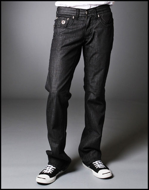 Laguna Beach - Джинсы Мужские - Mens Monarch Bay Beach BBB Boot Cut Denim Titanium Collection фото, цена, описание