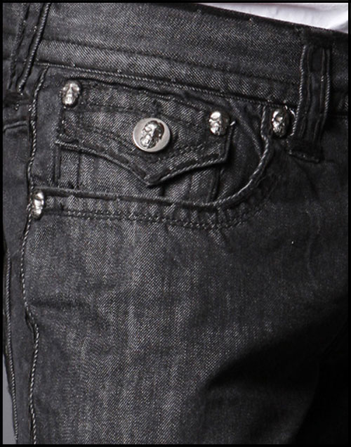 Laguna Beach - Джинсы Мужские - Mens Santa Monica Beach BBB Straight Leg Denim Titanium Collection фото, цена, описание