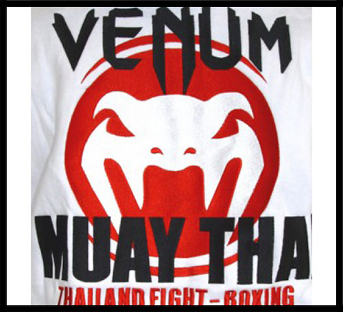 Venum - Толстовка - Muay Thai Renegade - Hoody - White фото, цена, описание