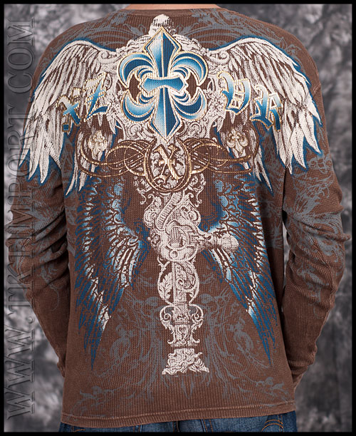 Xzavier - Термалка - Royal Wings - BROWN фото, цена, описание