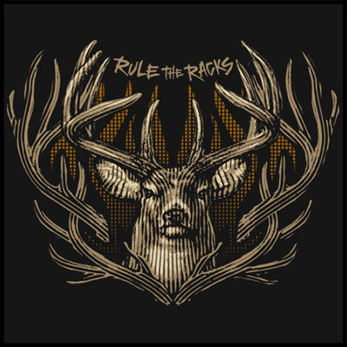 Толстовка - Buck Wear - Rule The Racks фото, цена, описание