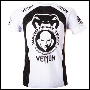 Venum - Футболка - Wanderlei Silva UFC 139 Walk - Out Tee