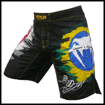 Venum - Шорты - UFC 129 The Dragon - Fightshorts by Lyoto Machida - Black
