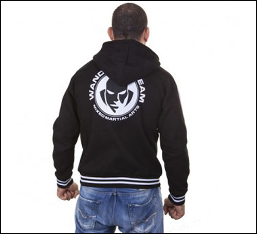 Venum - Толстовка - Wand Fight Team  - Hoody - Black фото, цена, описание