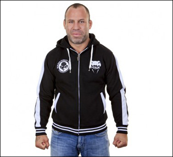Venum - Толстовка - Wand Fight Team  - Hoody - Black