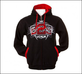 Venum - Толстовка - Built2Strike 2.0 - Hoody - Black