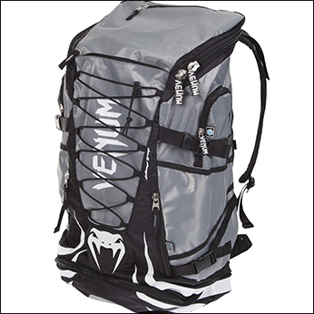 Venum - Рюкзак - CHALLENGER XTREME BACKPACK - BLACK/GREY