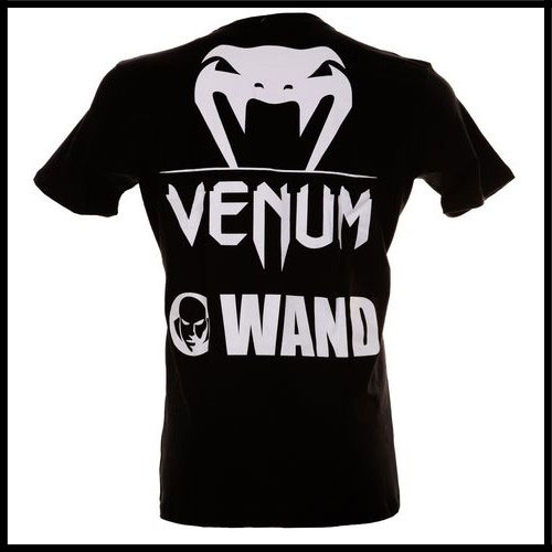 Venum - Футболка - Wand Fight Team - Tshirt - Black фото, цена, описание