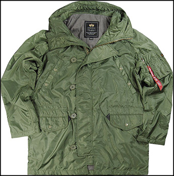 Alpha Industries - Куртка Мужская - Xray - Olive Green