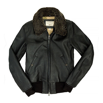 Bessie G-1 Jacket - W21S004 - Black