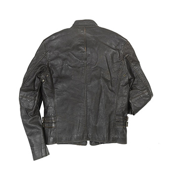 Сockpit USA - Куртка Мужская - Vintage Motorcross Jacket - Z21A026 - Brown фото, цена, описание