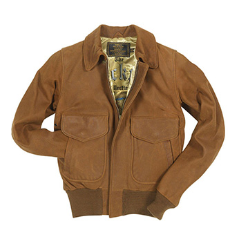 Womens Raider Jacket - W2129 - Brown