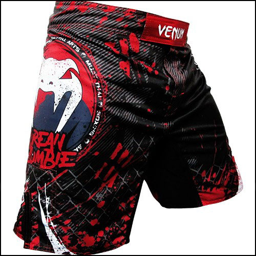 Venum - Шорты - KOREAN ZOMBIE UFC 163 - BLACK