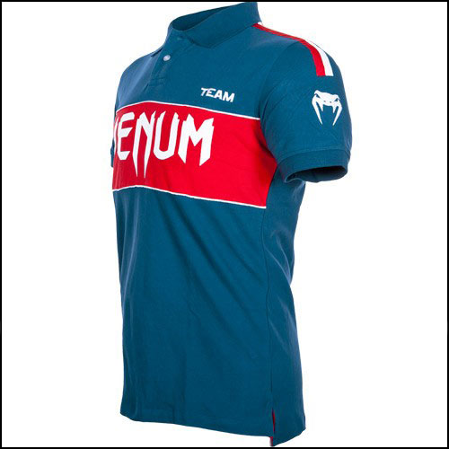 Venum - Футболка - TEAM POLO - NAVY-RED