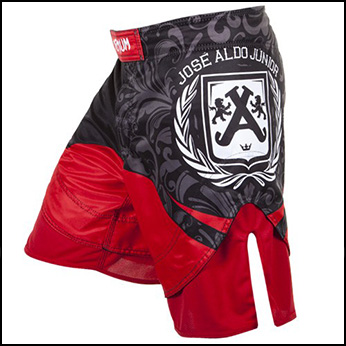 Venum - Шорты - JOSE ALDO JUNIOR SIGNATURE UFC 156 - BLACK