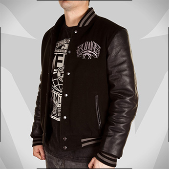 Venum - Куртка - BLACK DEVIL VARSITY JACKET - BLACK