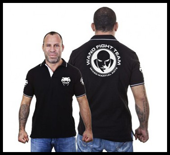 Venum - Футболка - Wand Fight Team - Polo - Black